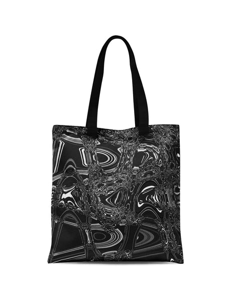 Abstra Massive Aliens Canvas Print Tote