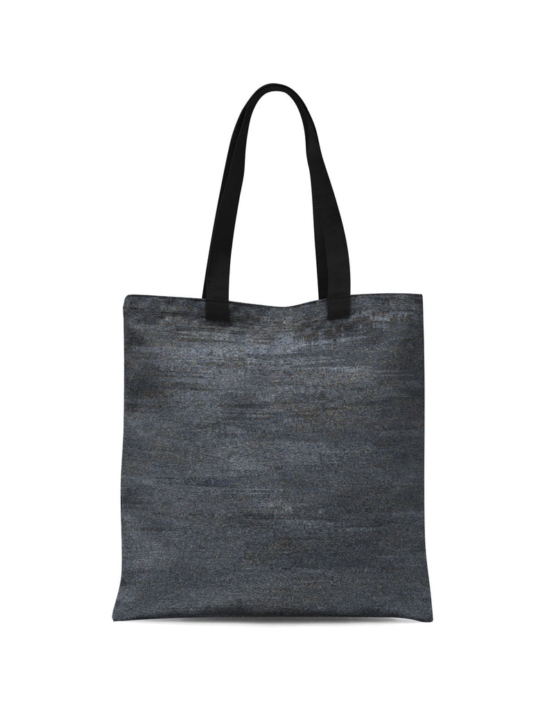 Abstra Minimal - Warm Grey All Over Printed Tote