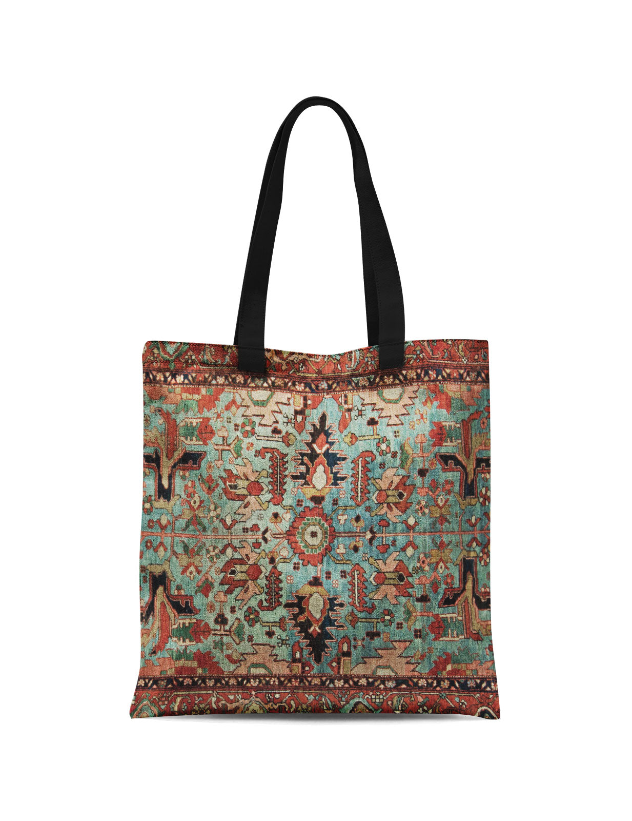 Abstra Oriental - Ancient Canvas Tote