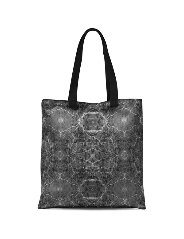 Abstra Royal Marble Canvas Print Tote