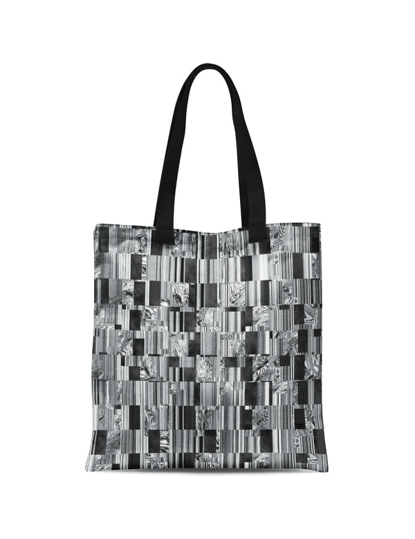 Abstra Verticals All Over Print Tote