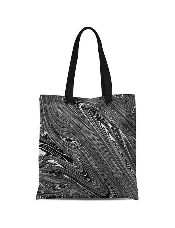 Abstra Galaxy Canvas Print Tote