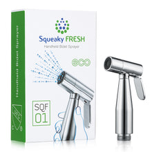 SqueakyFresh SQF01 Handheld Bidet Sprayer - Eco Friendly Option!