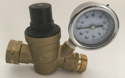 Water Pressure Regulator WPR01
