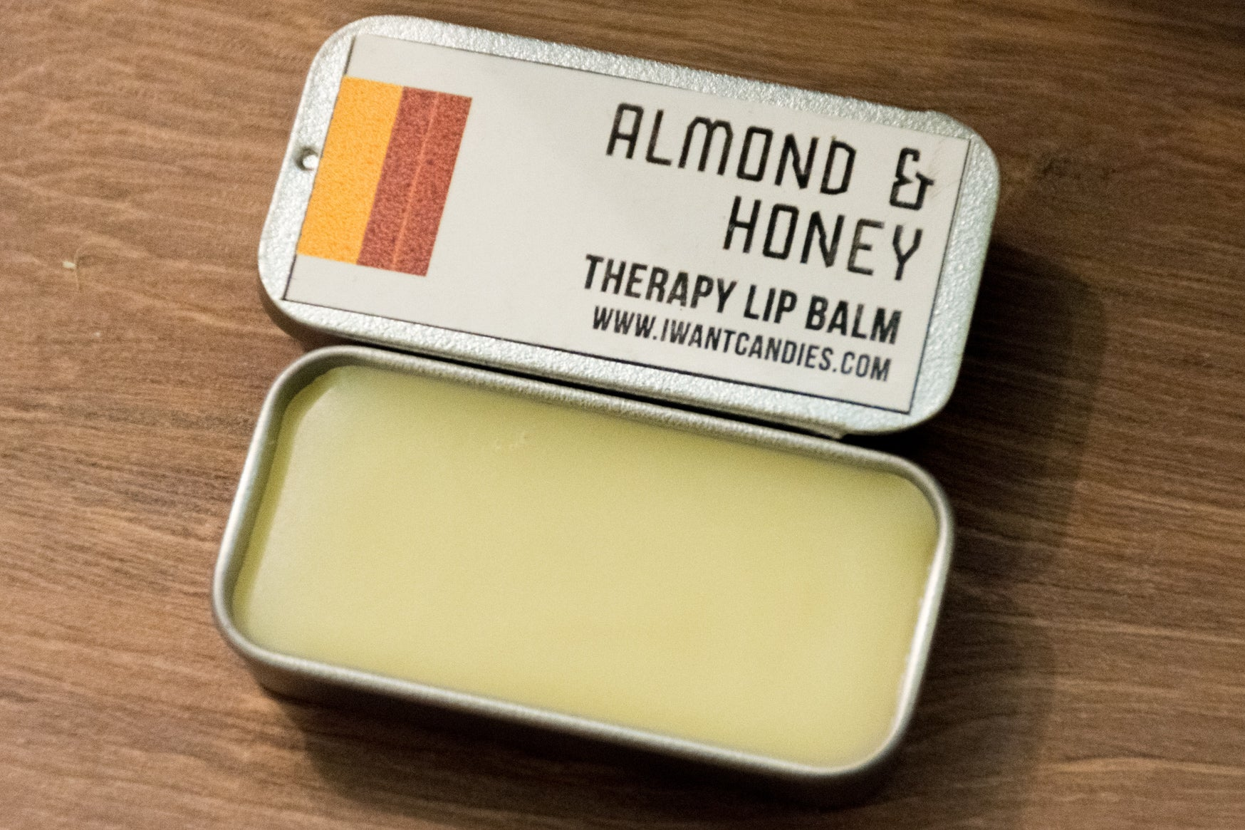 Almond & Honey Therapy Lip Balm