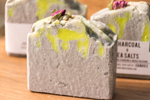 Charcoal & Sea Salts Soap