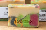 Rosewood & Sandalwood Soap