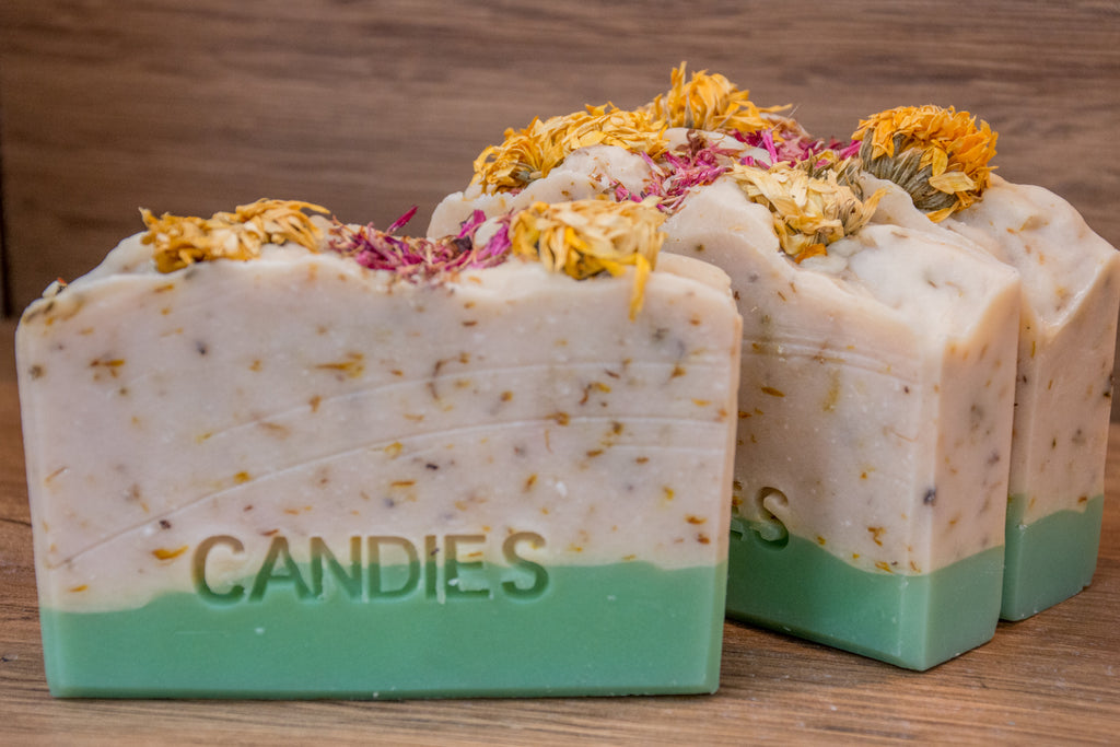 Rose & Elderflower Soap