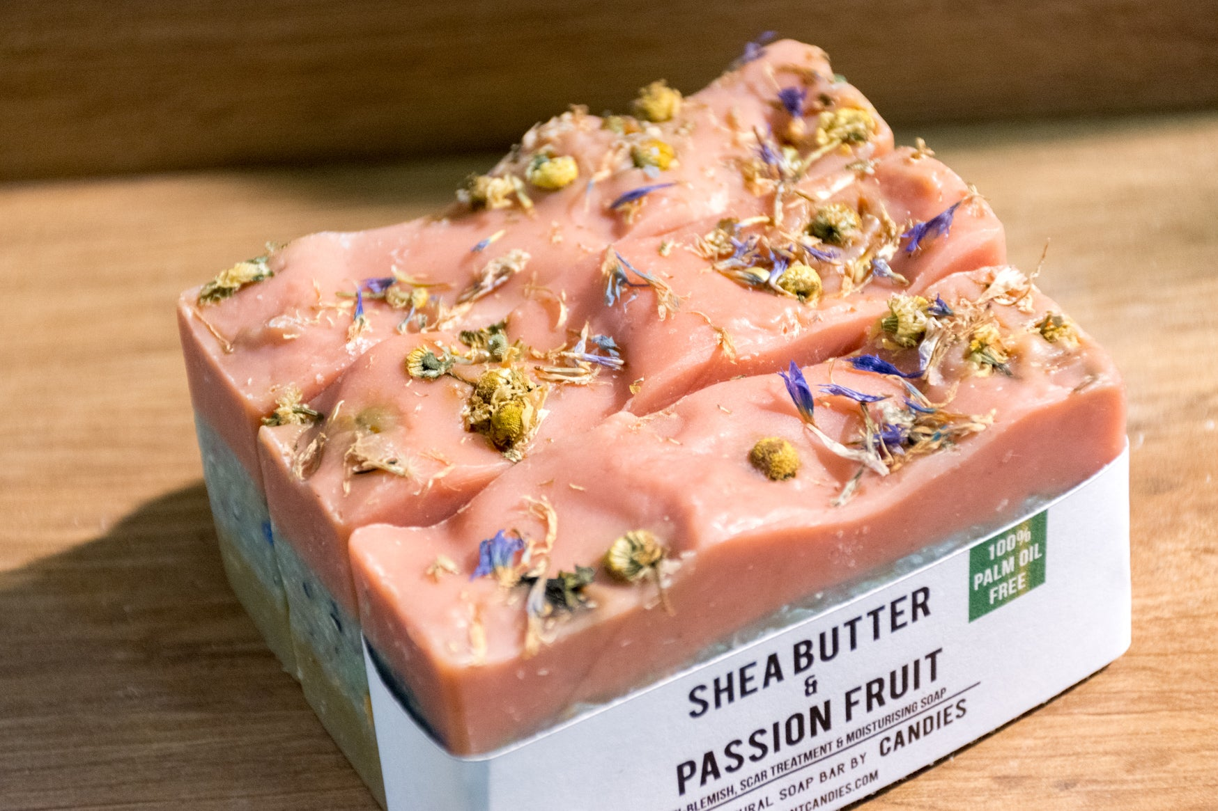 Passion fruit & Shea butter Soap