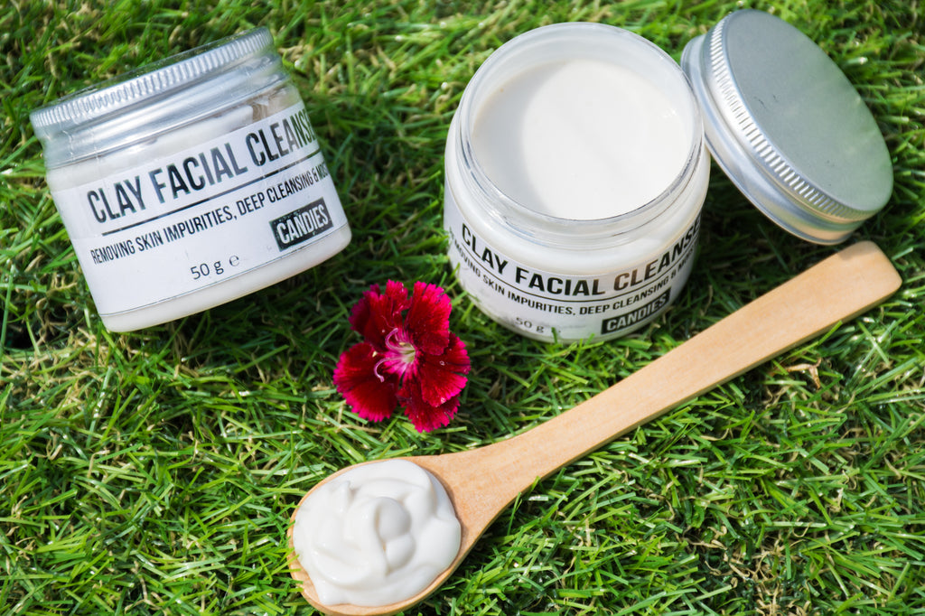 Kaolin Clay Facial Cleanser