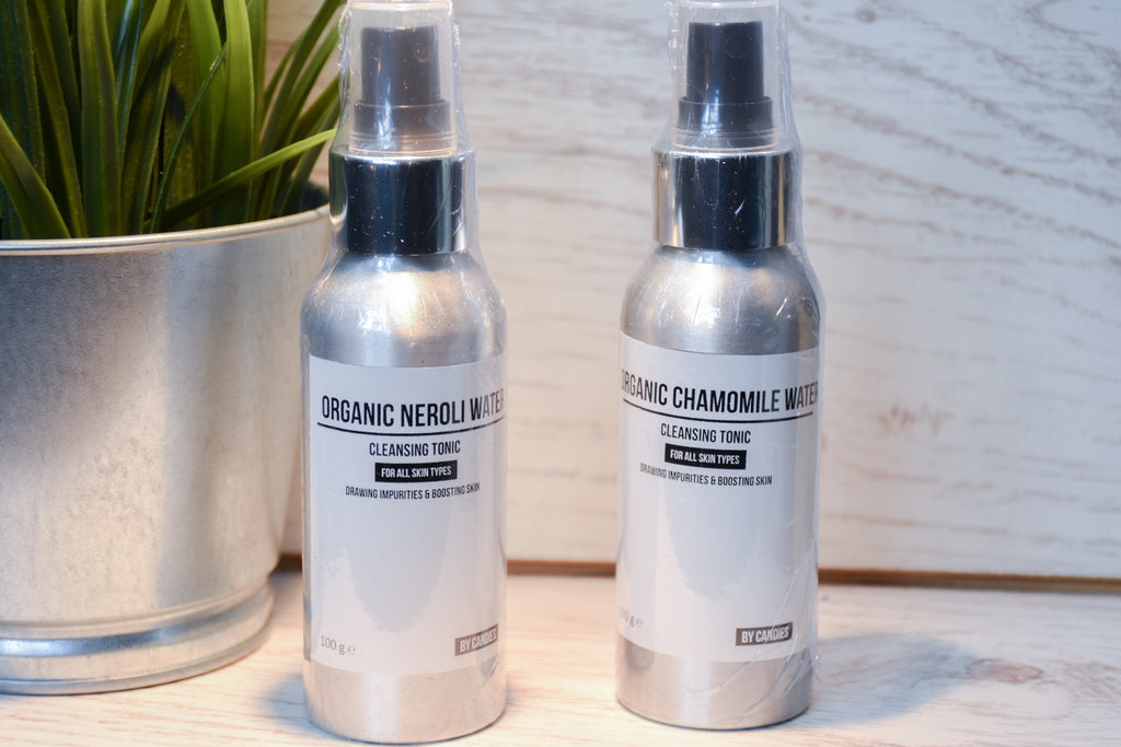 Organic Facial Cleansing Tonic Water
