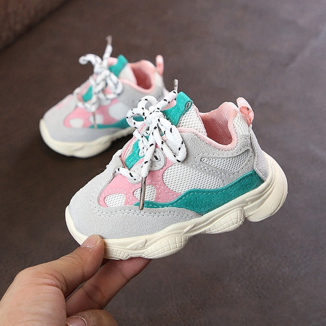 Baby Girl Boy Shoes Soft Bottom Sneaker