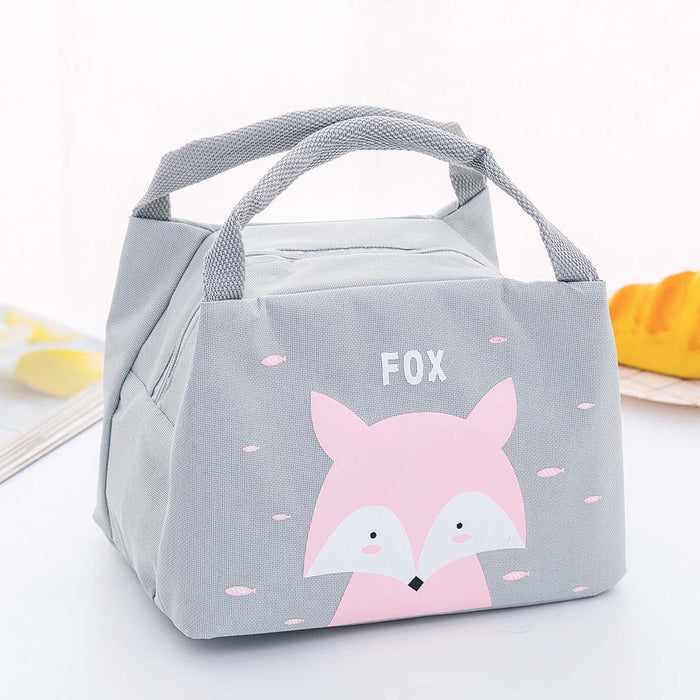 New Cute Cartoon Waterproof Cooler Bag Kids