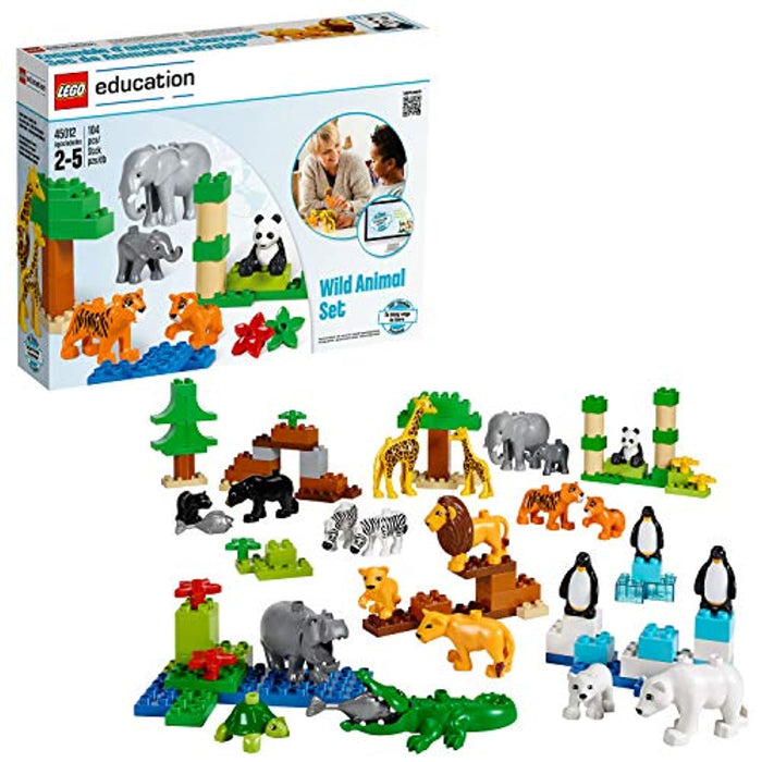 Understanding Animal Habitats by LEGO Education DUPLO