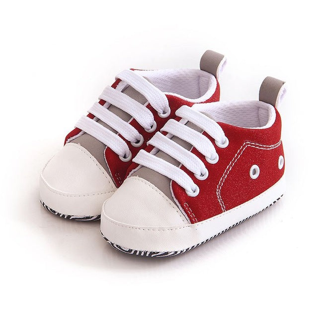 Boys Girls Casual Splice Sneakers Shoes