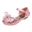 Girls Princess soft Bottom  with Rhinestone Shoes
