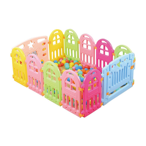 Baby Playpen Plastic Fencing Play tent