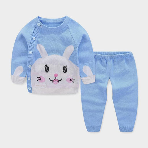 baby girls cute cartoon sweater
