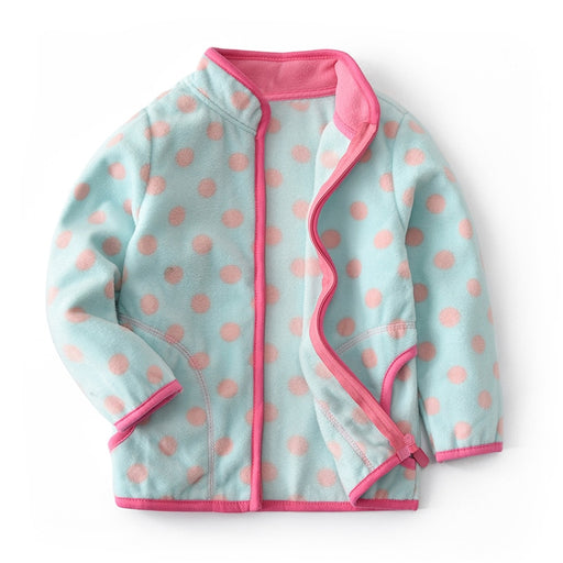 girls jacket cartoon boys cotton coat