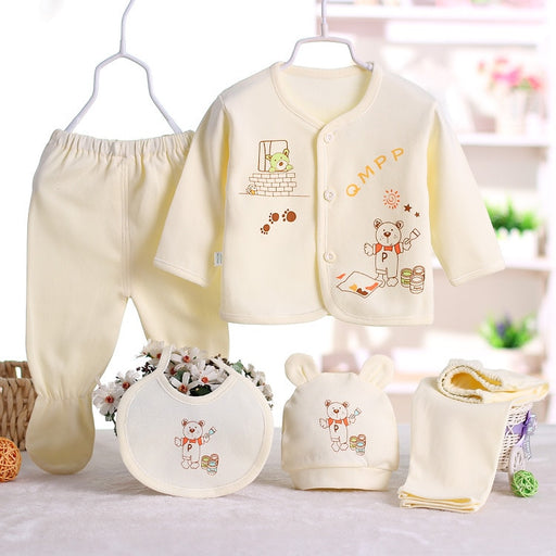 Baby boy girls Gift Infant Cotton Cartoon Underwear Sleepwear sets
