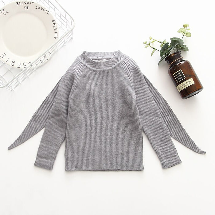 Children's Knitted turtleneck sweater Christmas clothes, for girls, 2020 V180711 Gary