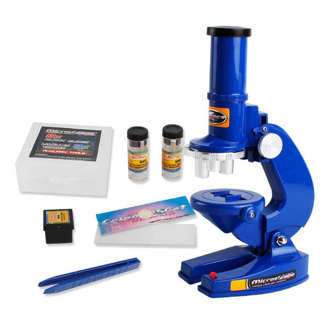 Children Early Educational Science Microscope