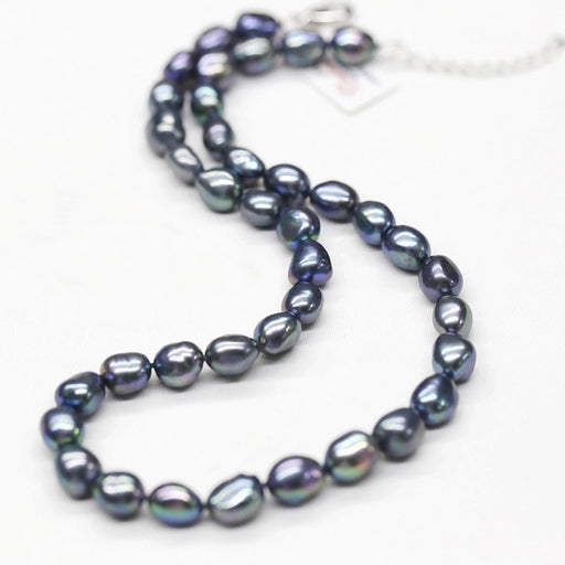 Genuine Baroque Pearl Necklace Jewelry