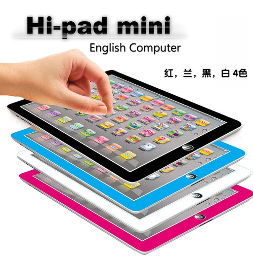 English Learning Machine  Kids Laptop