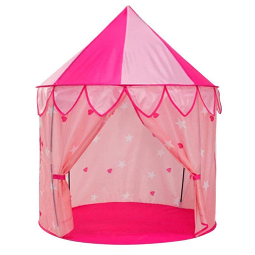 Kids Game Princess Prince Castle Play Tent