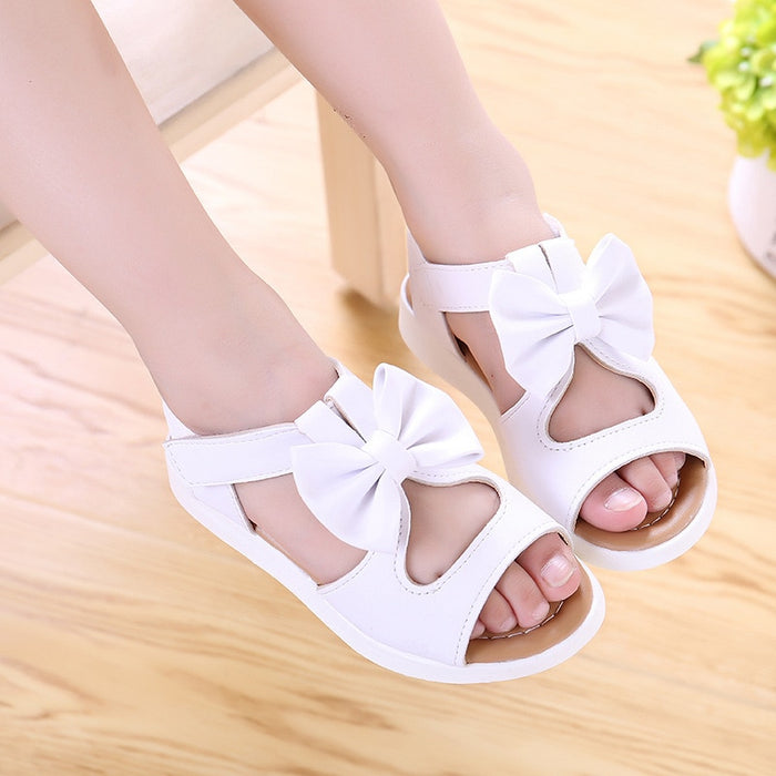 Girls Fashion sandals White