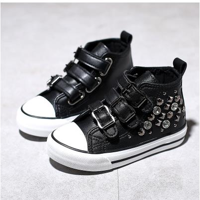 Children's  Princess  High Top Girls Sneakers