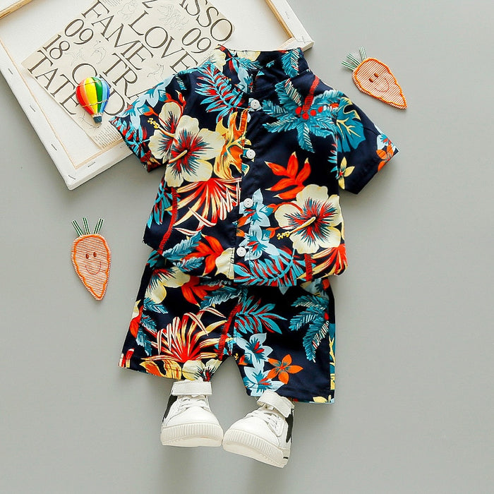 Outfit Set Infant Baby Boys