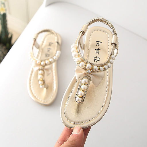 Summer Sweet Gentle Flower Toe Cap  Shoe