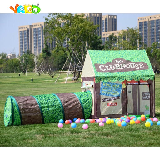 Play Tent Caste House For Kids
