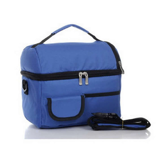 Casual lunch Portable Insulated Cooler Bags