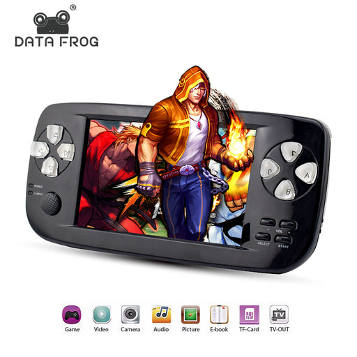New Portable  4.3 Inch HD Game Console