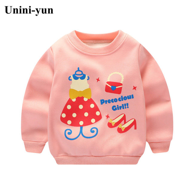 New Infant Baby Boys Roupas Hoodies Lion Print Sweatshirt
