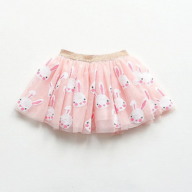 Cute Baby Girls Sequins Ball Gown Skirt