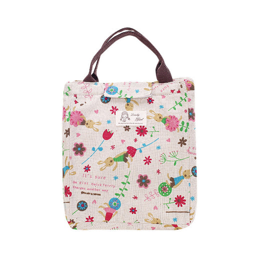 Children Insulated Thermal Cooler Lunchbag