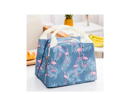 Kids Insulated Oxford Thermal Lunch Bag