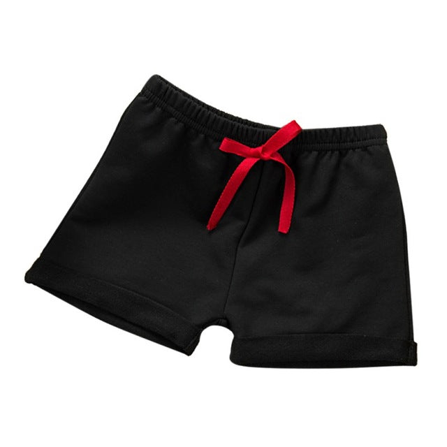 Summer baby boys shorts trousers for boy kids shorts children's cotton sports shorts