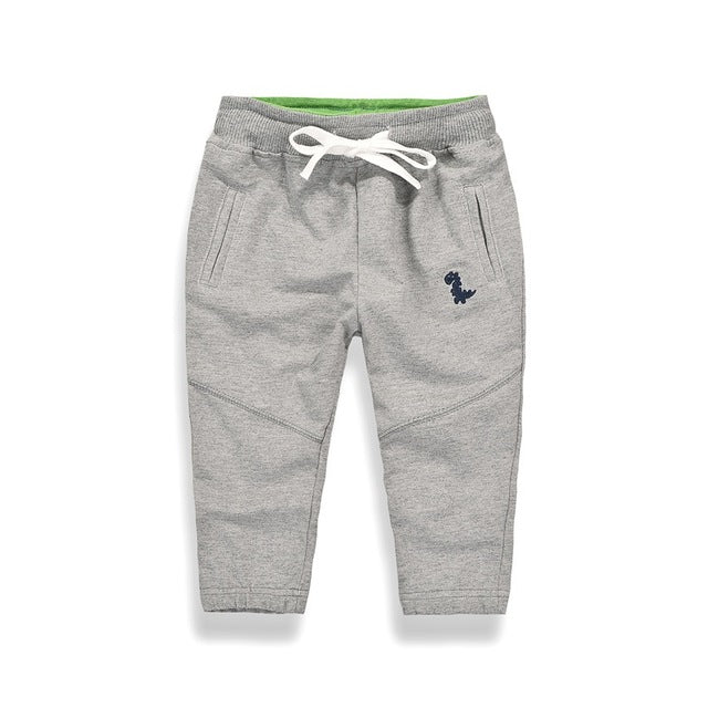 Baby Boys Casual Pants Kids Clothing Cotton Boys Long Trousers Baby Boys Clothing Pants