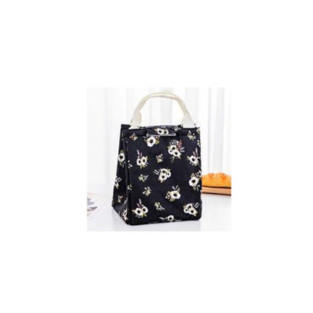 Waterproof Oxford Fabric Picnic Lunch Bags
