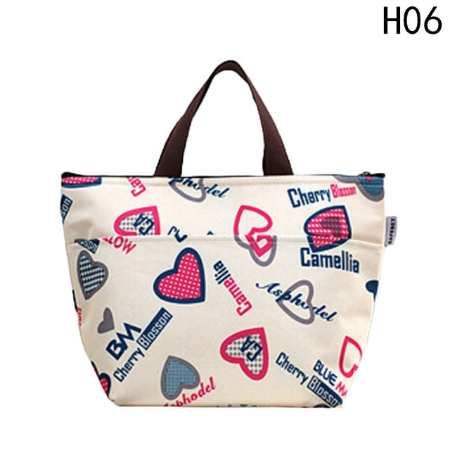 Kids Portable Lunch Bags Picnic Bag