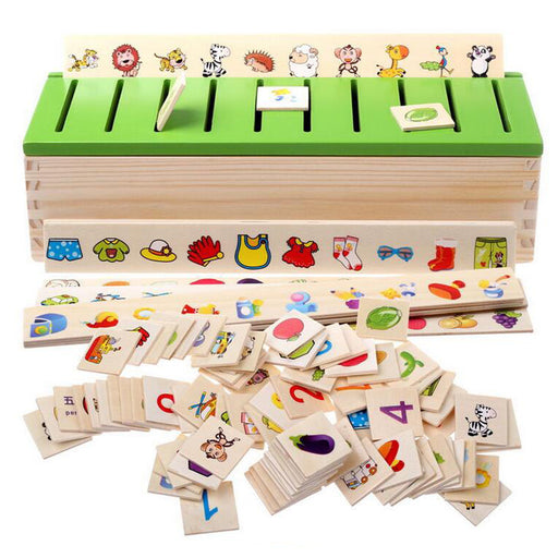 Baby Early Educational Montessori Learning Set