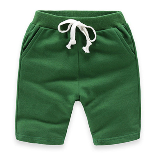 New Summer cotton kids pants Boys