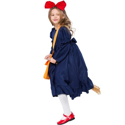 Kiki's Delivery Service cosplay halloween costume