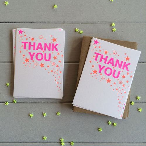 Thank You Cards 12 pack