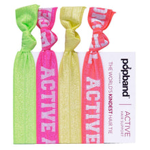 Active Angel Popband Hair Ties