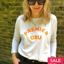 Premier Cru Long Sleeve T-Shirt - Limited Edition